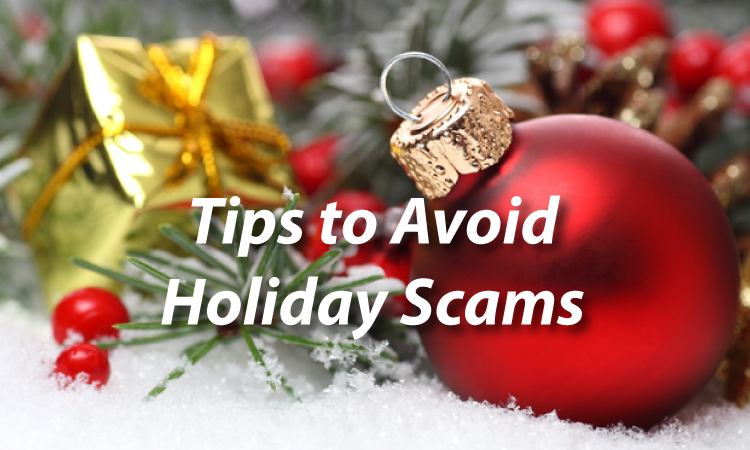 Avoid Holiday Scammers